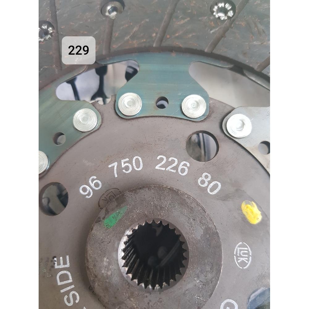 kit ambreiaj disc/placa
